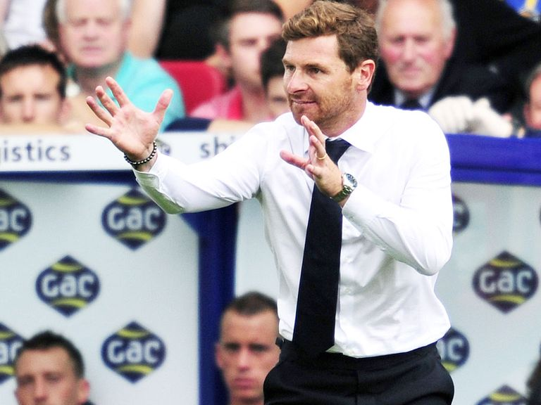 Andre Villas-Boas: Happy with his summer dealings