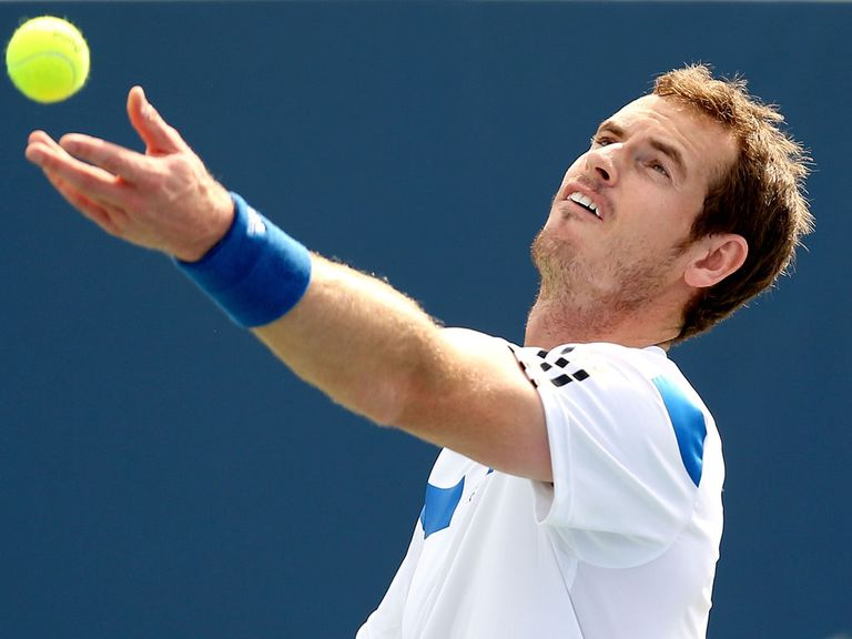 Andy Murray: Third seed for the 2013 US Open