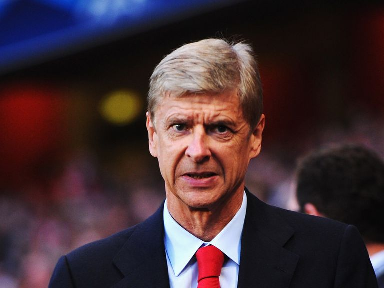 Wenger: Current deal expires in the summer of 2014