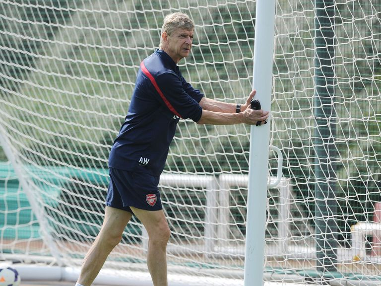Arsene Wenger: Relieved