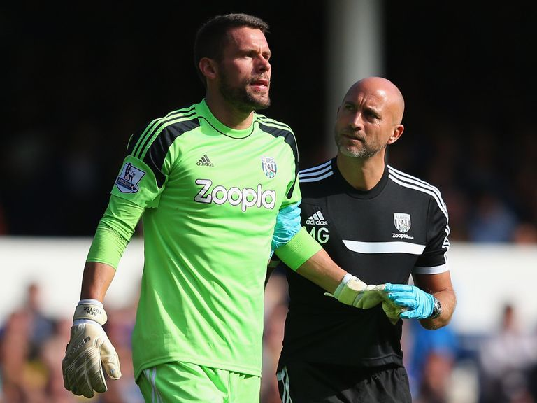 Ben Foster: Will hope to make England's World Cup squad