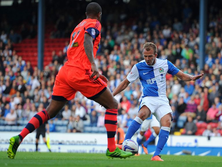 Jordan Rhodes: Still at Blackburn