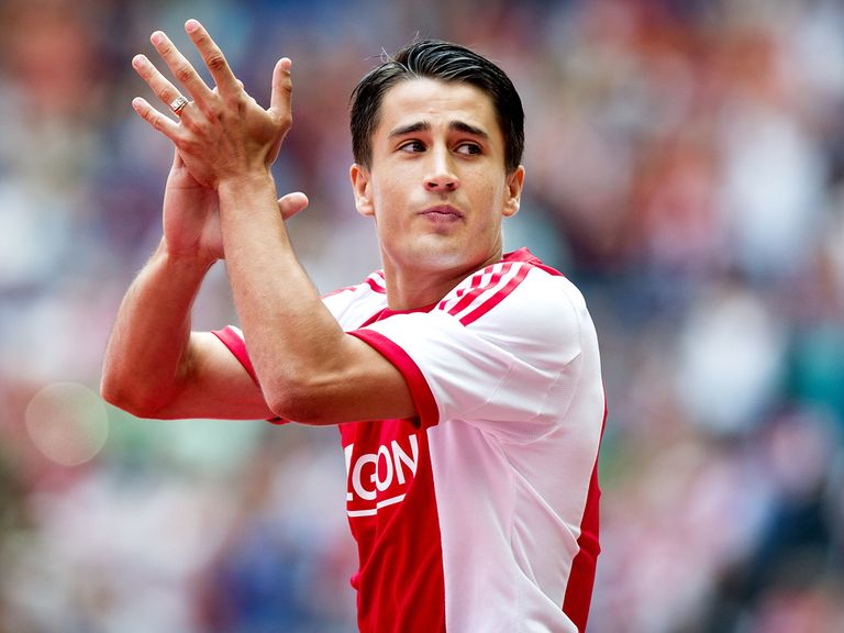 Bojan Krkic: On target for Ajax on Sunday