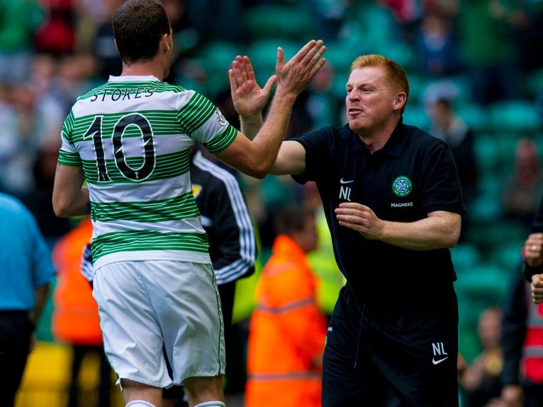 Anthony Stokes is happy with Celtic's new arrivals.