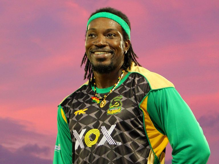 Chris Gayle: Has not agreed a contract since 2010