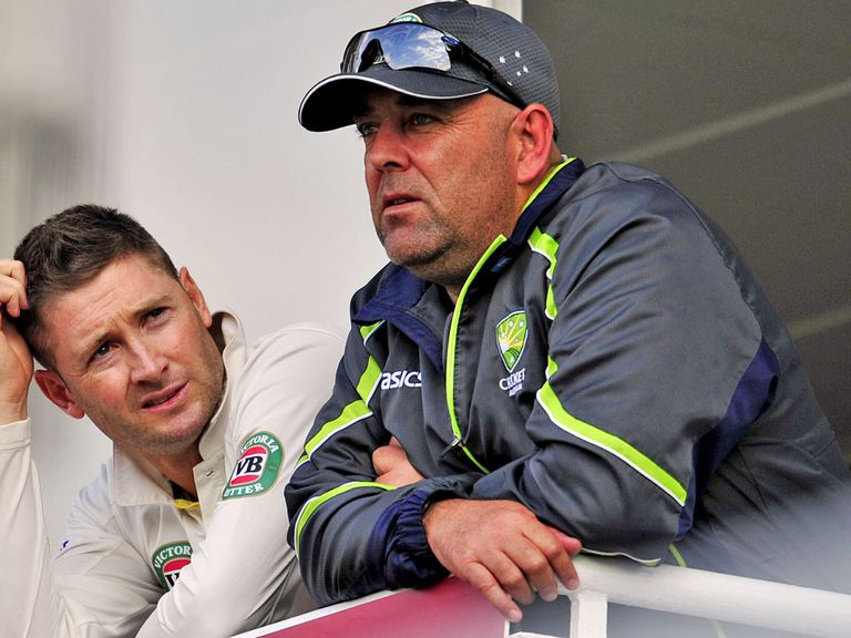 Darren Lehmann was fined after comments on Triple M