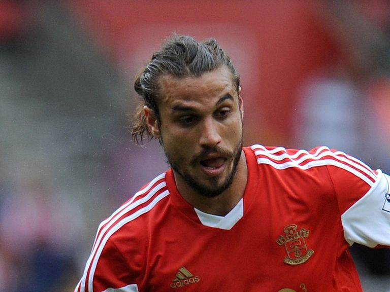 Dani Osvaldo: Arrived at Southampton from Roma