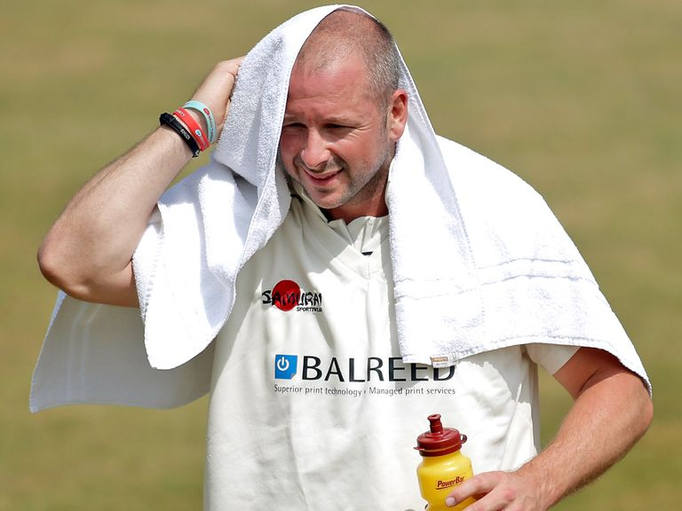 Darren Stevens: Kent all-rounder has been cleared