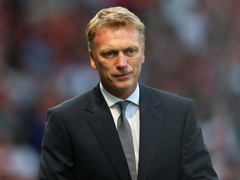 David Moyes: Takes Man United to Anfield for the first time