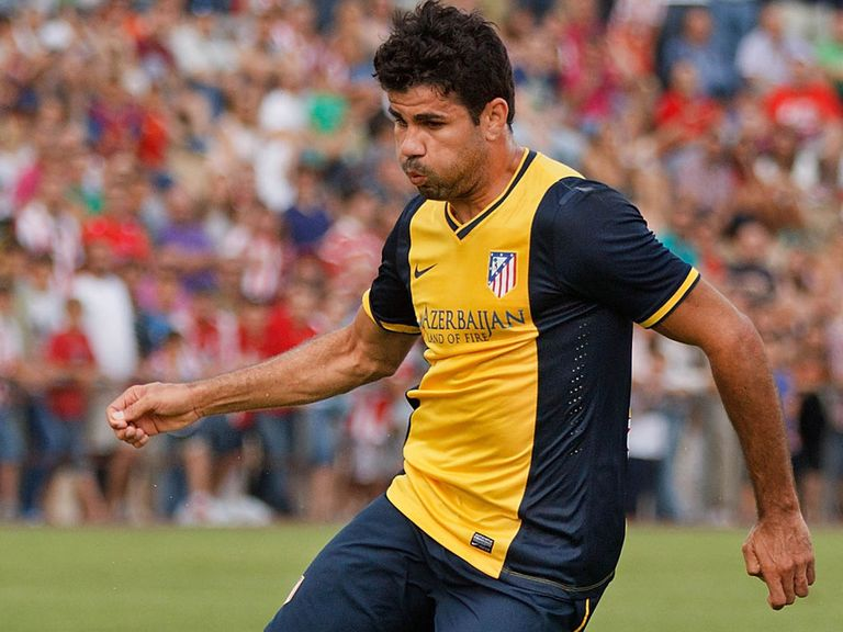 Diego Costa: Liverpool transfer target