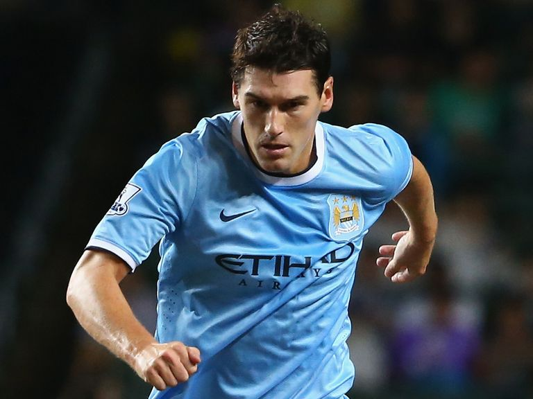 Gareth Barry: Linked with loan move to Everton this summer
