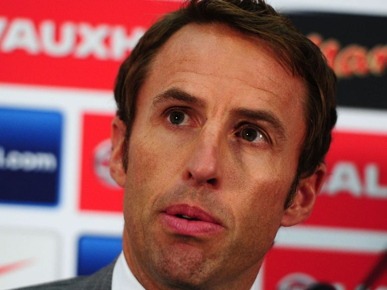 Gareth Southgate: England Under-21 manager
