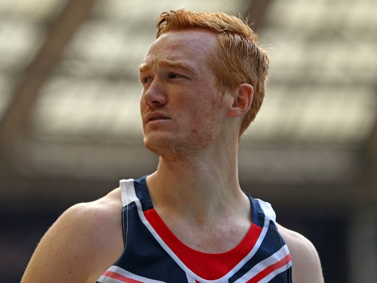 Greg Rutherford: Bowed out with a best leap of 7.87m