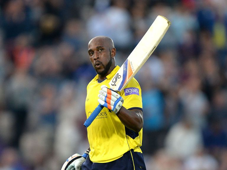 Michael Carberry: Rewarded for fine county form