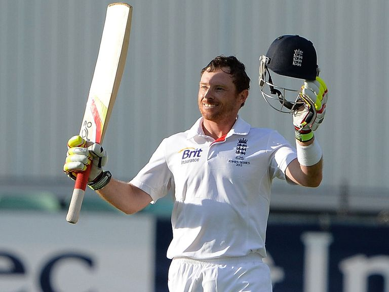 Ian Bell: Already has three centuries in the current Ashes series