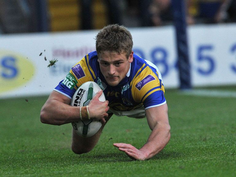 Jimmy Keinhorst: Joined Wakefield on season-long loan