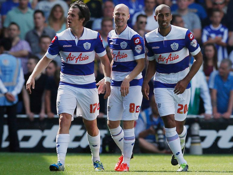 QPR's old boys have started strongly in the Championship.