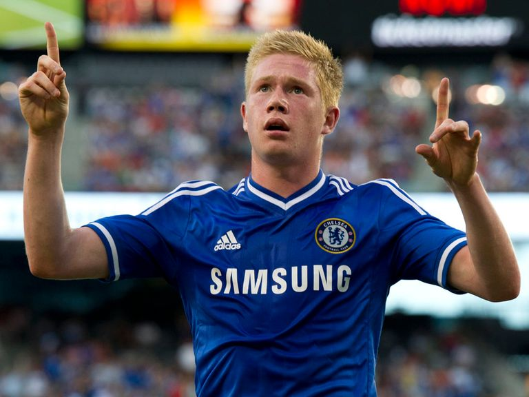 Kevin De Bruyne: Is not wanted by Dortmund