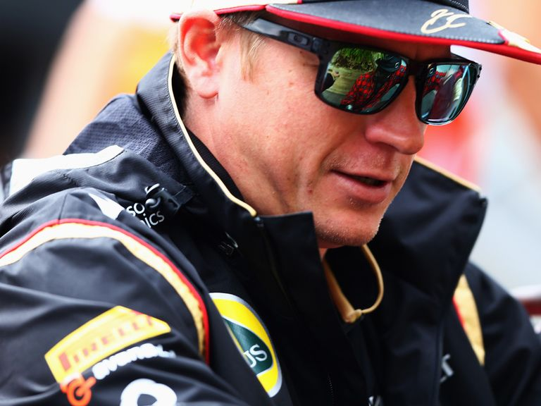 Kimi Raikkonen: His future remains in doubt