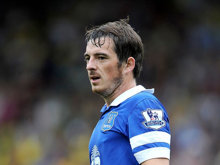 Leighton Baines: Everton defender hailed as one of the world's most complete footballers