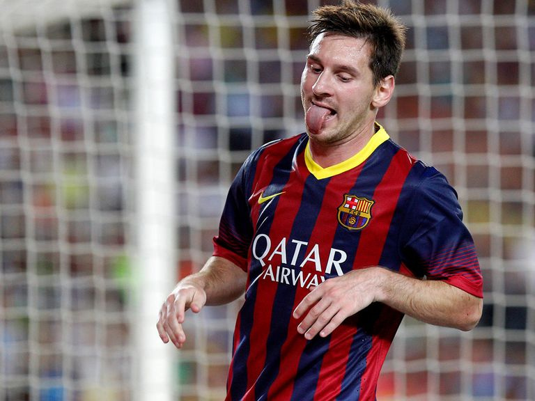 Lionel Messi: Injury worry for Barcelona