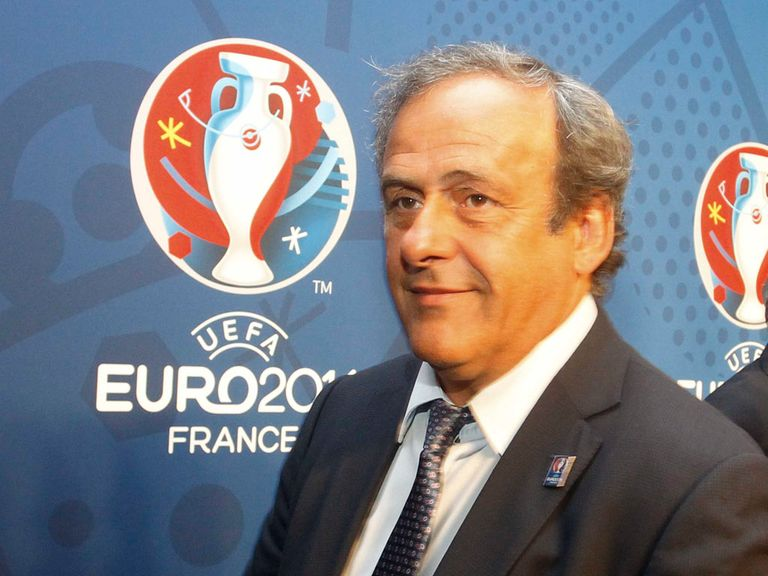 Michel Platini: 'I deeply love UEFA'