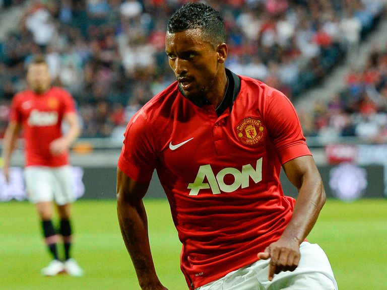 Nani: Happy to stay at Manchester United
