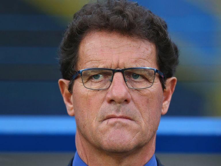 Fabio Capello: Was in the crowd at White Hart Lane on Sunday