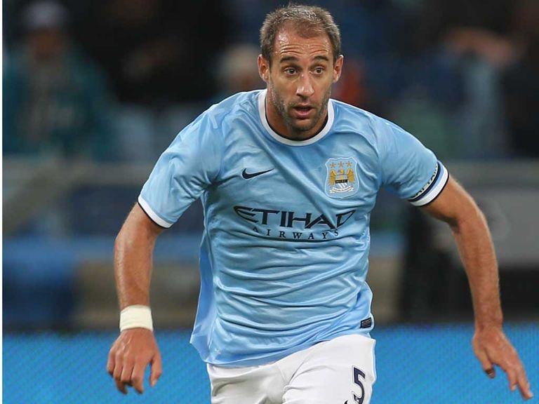 Zabaleta: New four-year contract