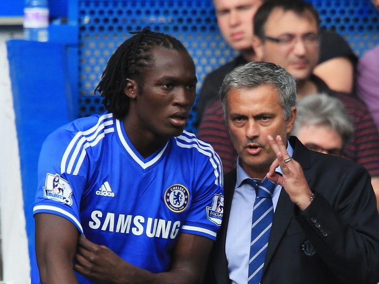 Romelu Lukaku: Hopes to impress Mourinho at Old Trafford