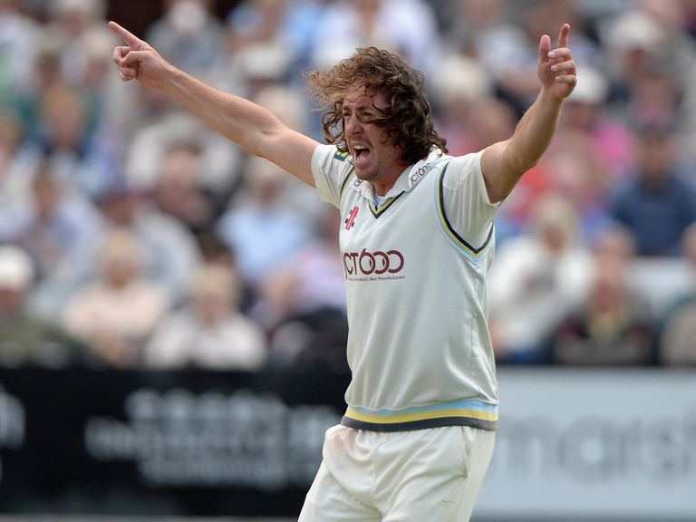Ryan Sidebottom: Took seven wickets for Yorkshire