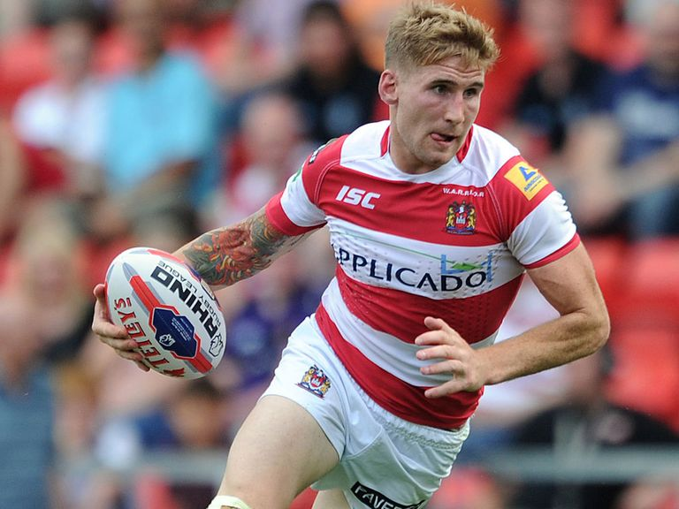 Sam Tomkins: Joining New Zealand Warriors