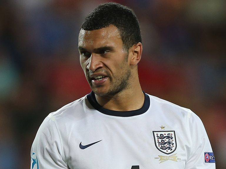 Steven Caulker: Called up by England