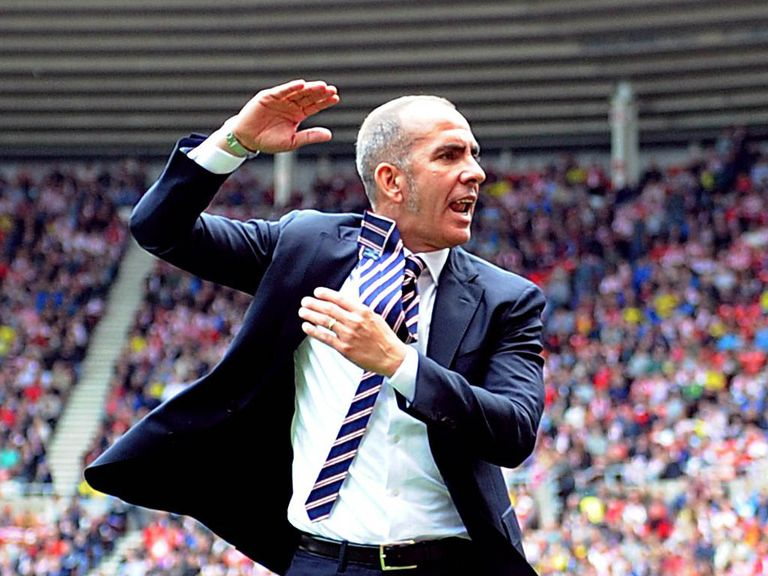 Paolo Di Canio: Believes he should have been given more time
