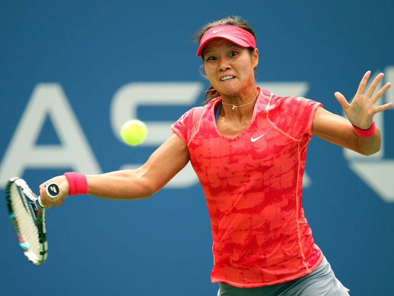 Li Na: Won before the rain hit
