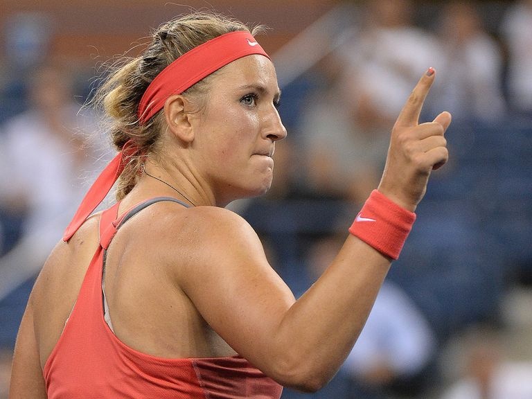 Azarenka: Didn't lose a game in her match