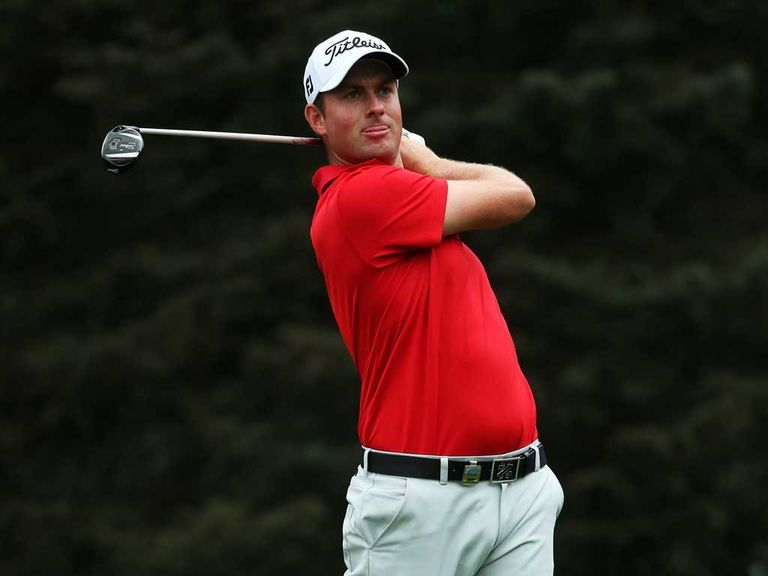 Webb Simpson: Fancied to win his second playoff event
