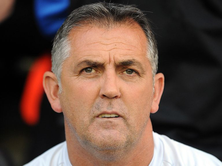 Owen Coyle: Confident his side can cause a shock