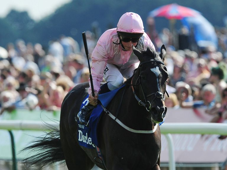 The Fugue: Impressed in the Darley Yorkshire Oaks