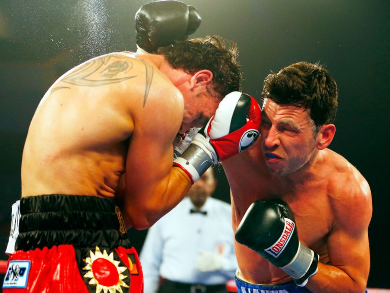 Darren Barker: Confident he will be celebrating again