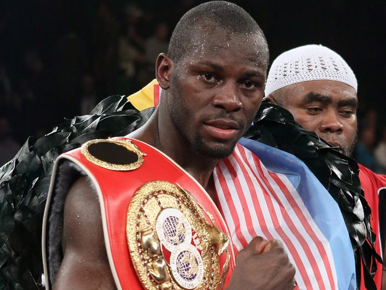 Steve Cunningham: Will be in Tyson Fury's camp until fight night