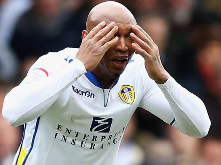 El-Hadjio Diouf: Could be in Leeds squad for Yorkshire derby
