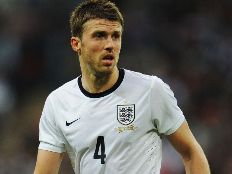 Carrick: No plans to quit international football