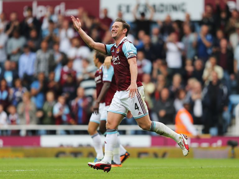Kevin Nolan and his West Ham team-mates should be backed