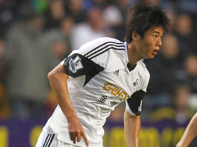 Ki Sung Yueng: Signed for Sunderland in loan deal