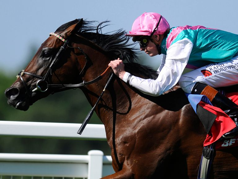 Kingman can live up to the hype in the St James's Palace