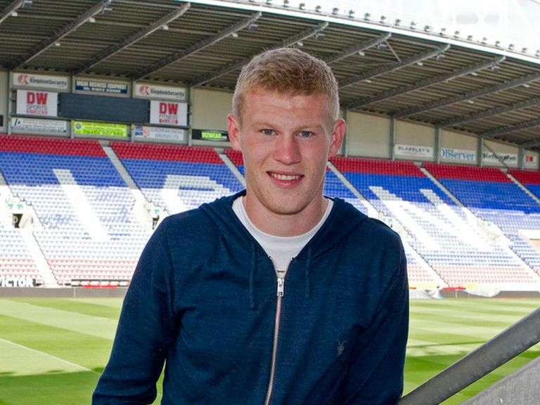 James McClean: Has joined Wigan from Sunderland