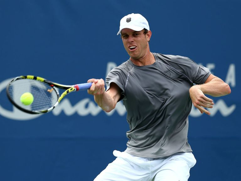 Sam Querrey: Disappointing defeat in Memphis