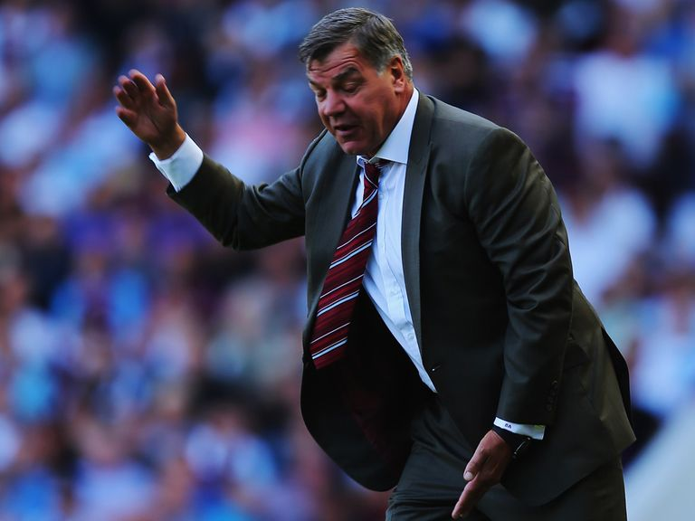 Sam Allardyce: Looks to be flexible