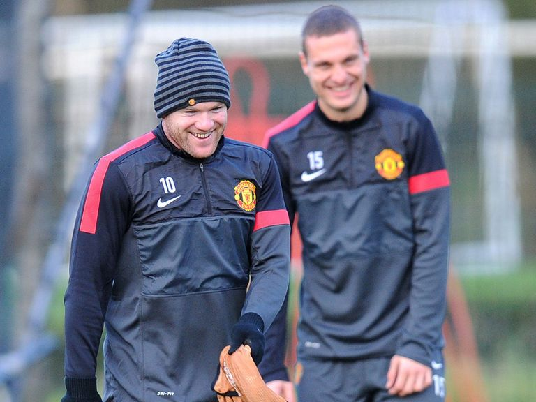 Rooney: Got great reception at Old Trafford on Monday